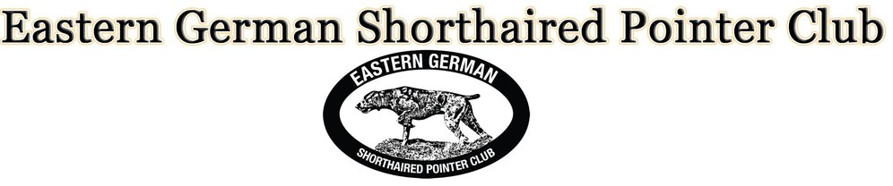 Eastern German Shorthaired Pointer Club